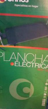 Plancha electrica nueva