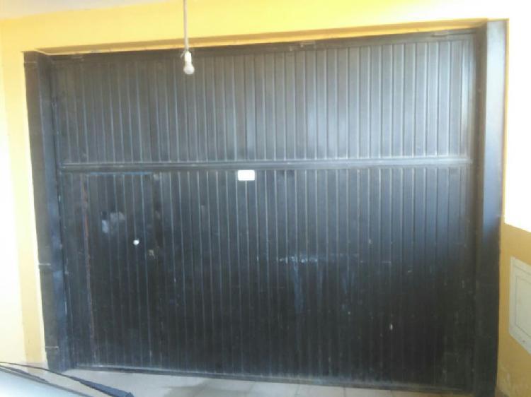 Puerta automatica de cochera