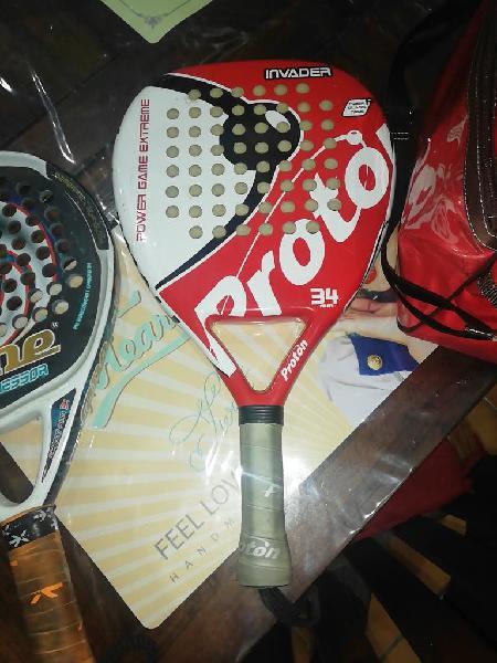 Raquetas padel
