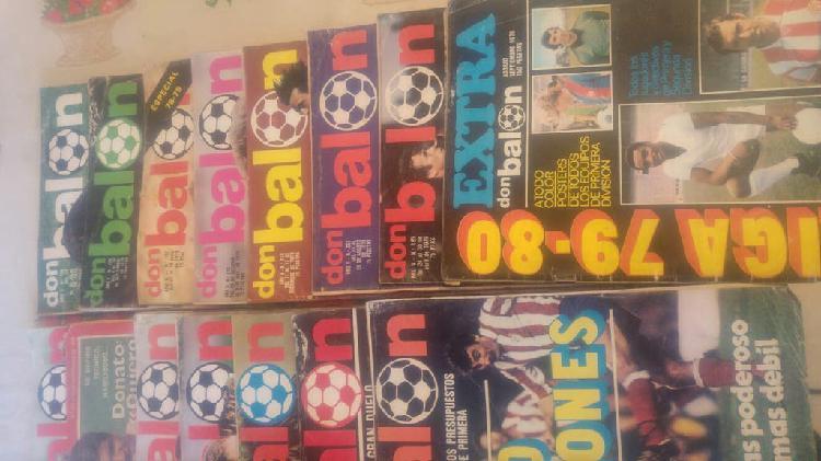 Revistas antiguas deportivas