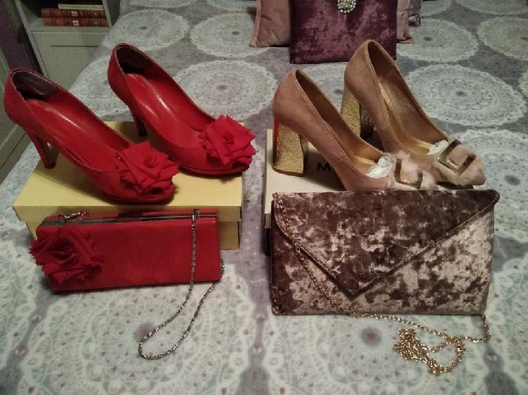 Zapatos y bolsos..