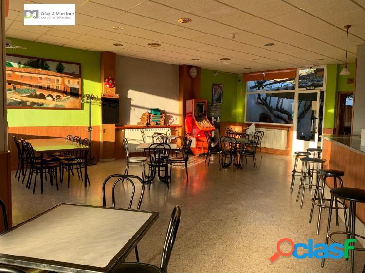 Cafeteria - restaurante completamente equipado en oteruelo