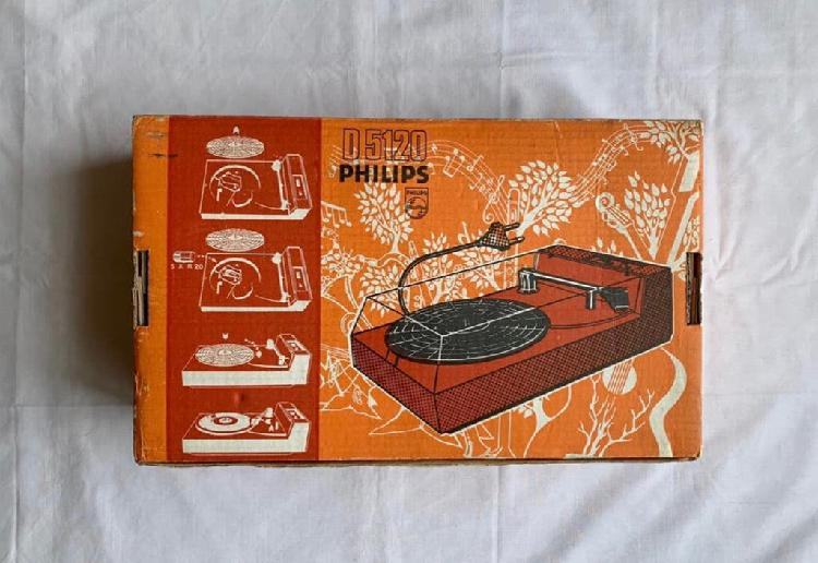 Antiguo tocadiscos philips