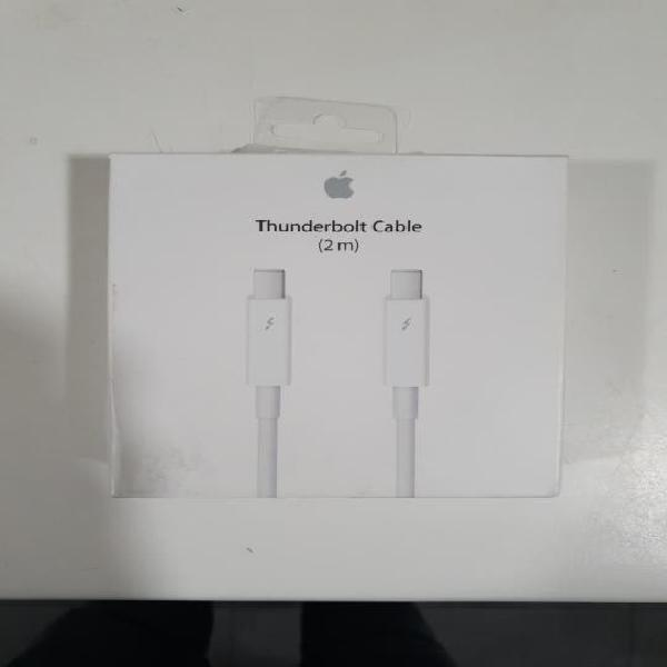 Apple thunderbolt cable (2m)