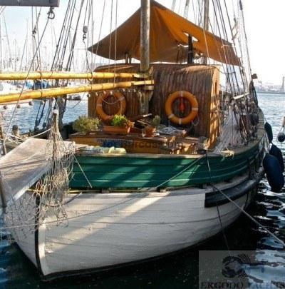 Admiralty motor fishing vesel ketch 61.50