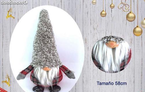 Adornos navideños (muñeco navidad)