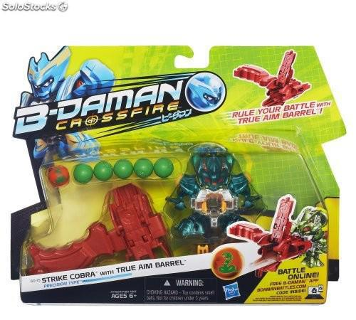 B-Daman crossfire modelos surtidos
