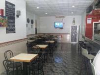 Bar cafetería en malgrat de mar