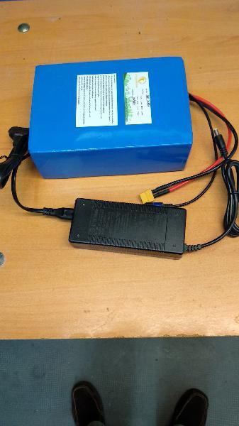 Batería de litio 36 v y 20,3 ah