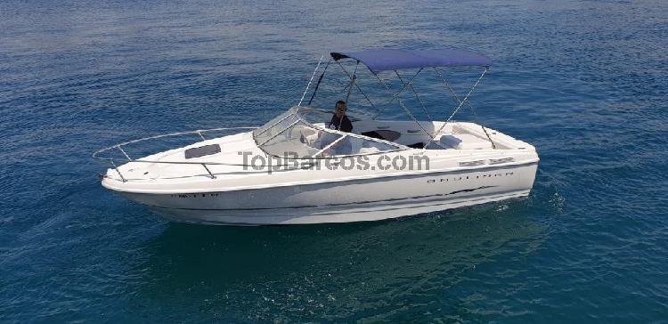 Bayliner capri 2152