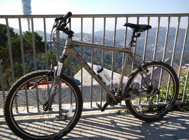 "Bicicleta mtb 26"" ltd egoist 20"