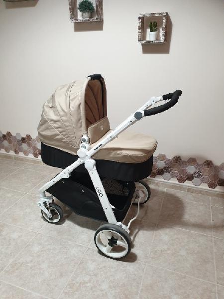Carro bebé, marca kikka boo