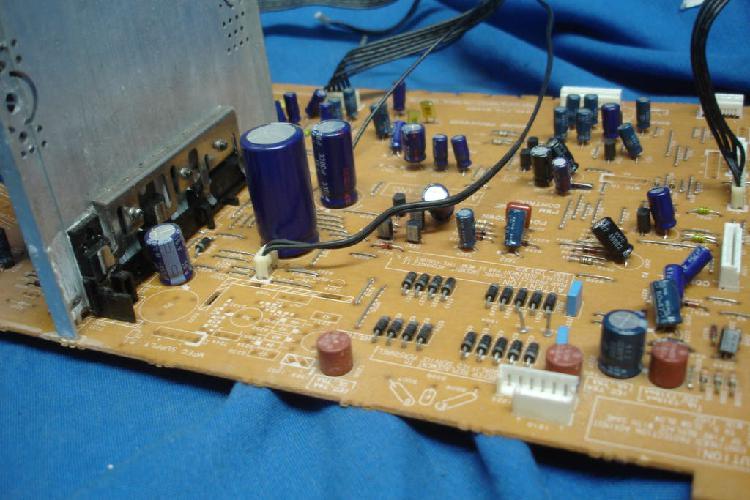 Despiece de compacto philips fw 350/c