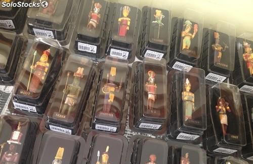 Dioses de egipto en resina, colección única