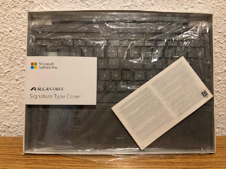 Funda teclado microsoft surface pro