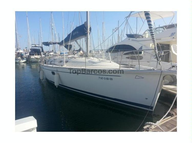 Gib'sea sailing yachts 41
