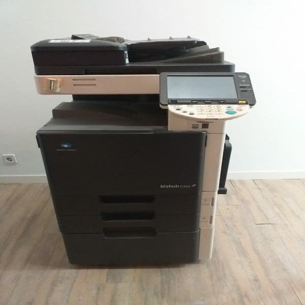 Impresora multifunción konica minolta