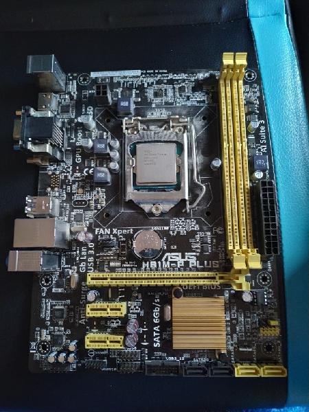 Intel core i3 4150 y placa base