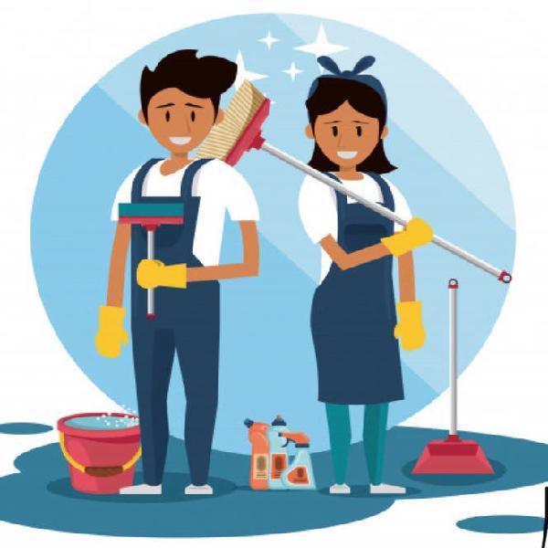 Limpieza de hogar y plancha