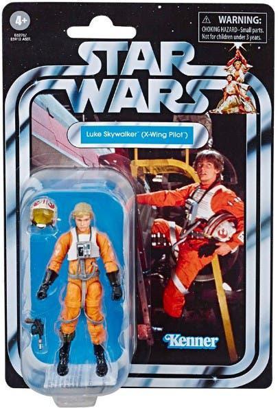 Luke skywalker x-wing pilot star wars tvc