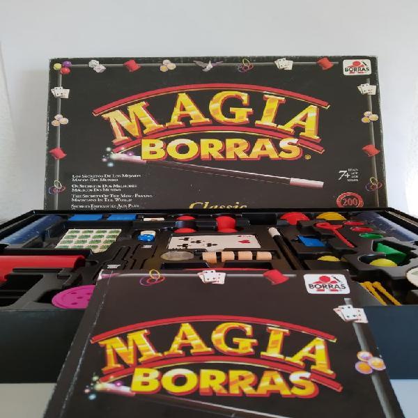 Magia borras juego de mesa divertido trucos