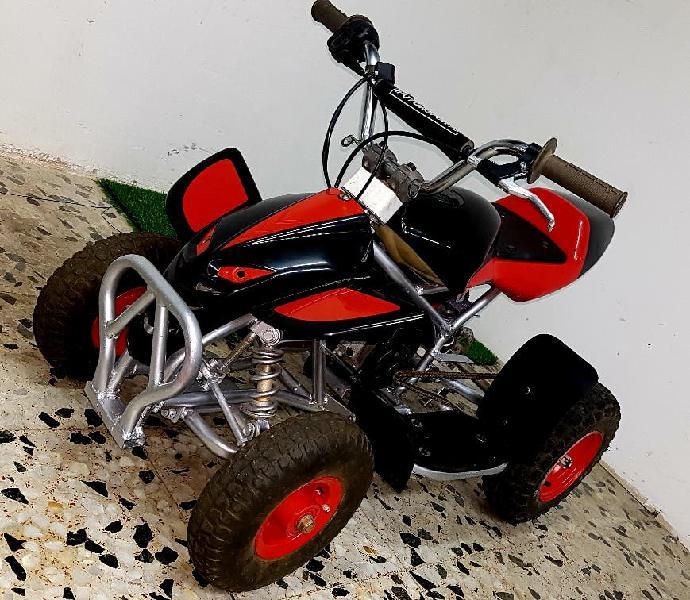 Mini quad pocket bike cross infantil