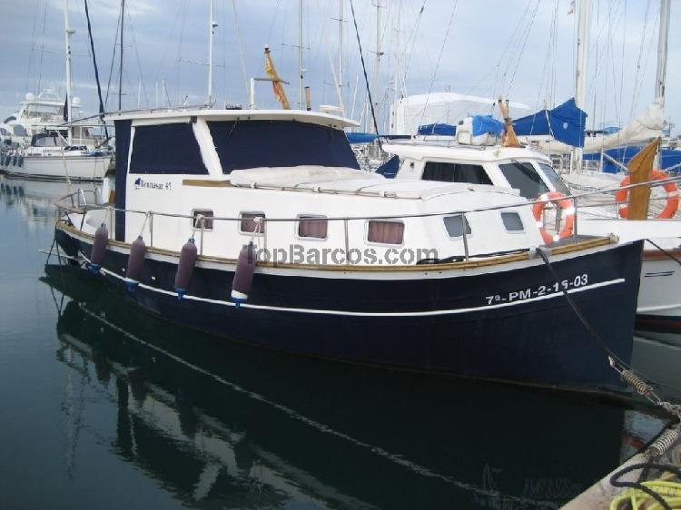 Menorquin yachts bennasar aucanada 45
