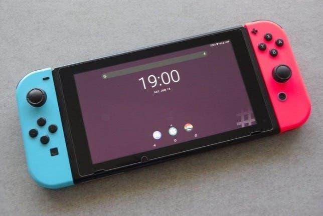 Nintendo switch comprada en septiembre 2019