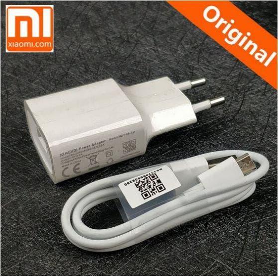 Nuevo/original] cargador xiaomi micro usb