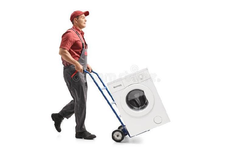 Ofrezco 10 euros para subir lavadora