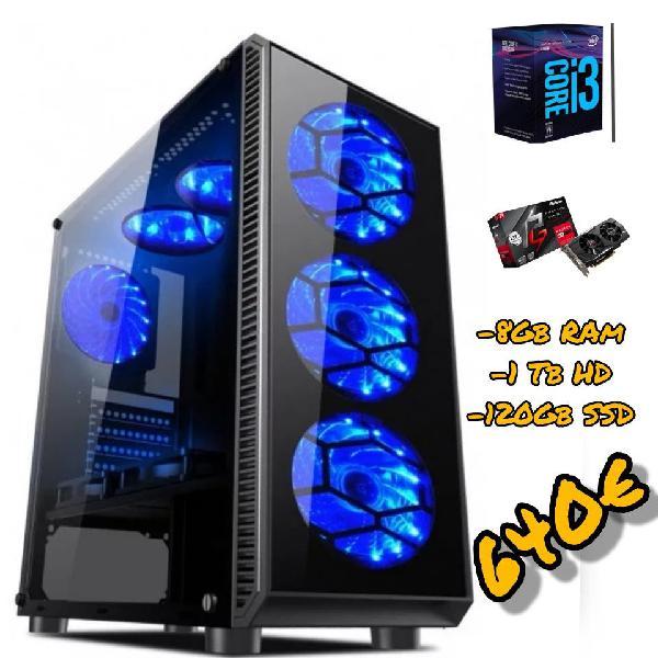 Pc gamer 640€