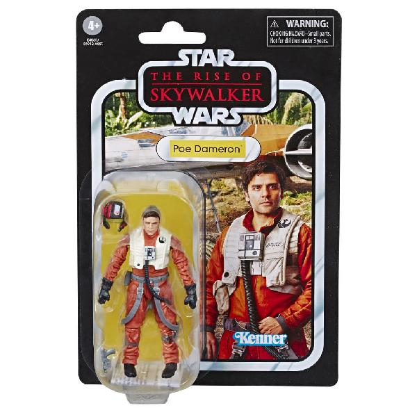 Poe dameron star wars the vintage collection