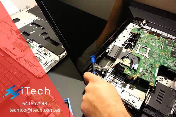 Reparación ordenadores y laptops a domicilio parla