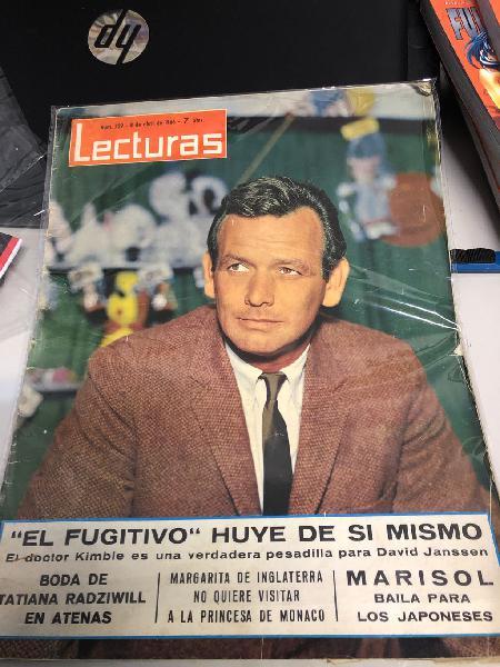 Revistas retro