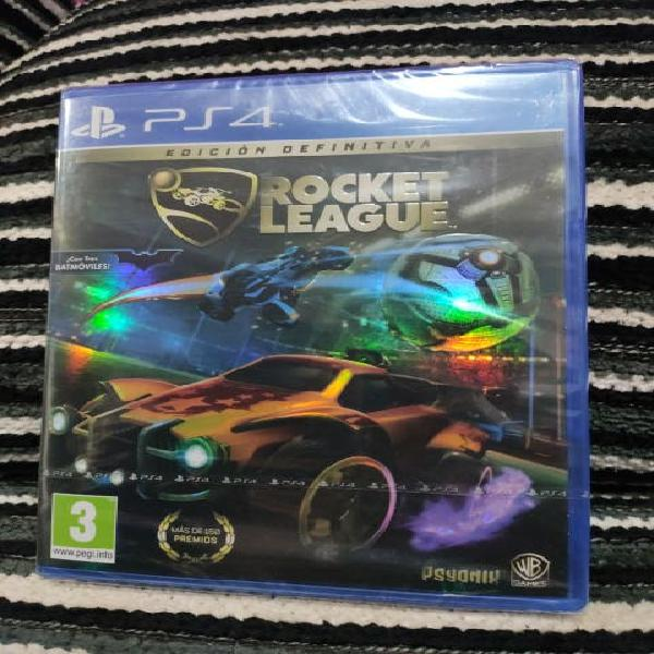 Rocket league edición definitiva ps4