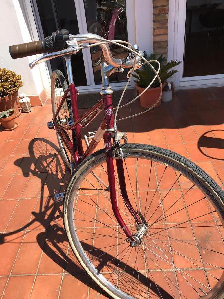 Solo por unos días.bicicleta/city bike. creme