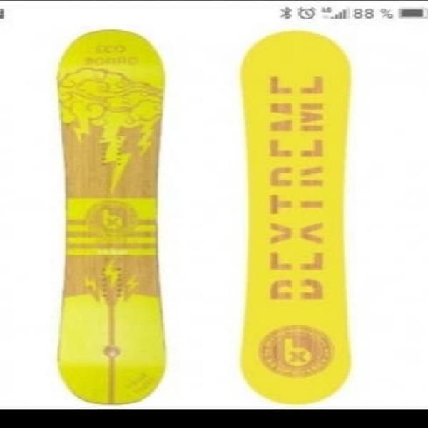 Tabla snowboard a nueva estrenar!!