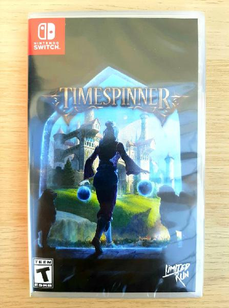 Timespinner limited run nintendo switch nuevo lrg