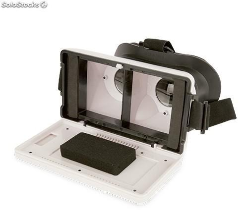 Visor virtual 3d
