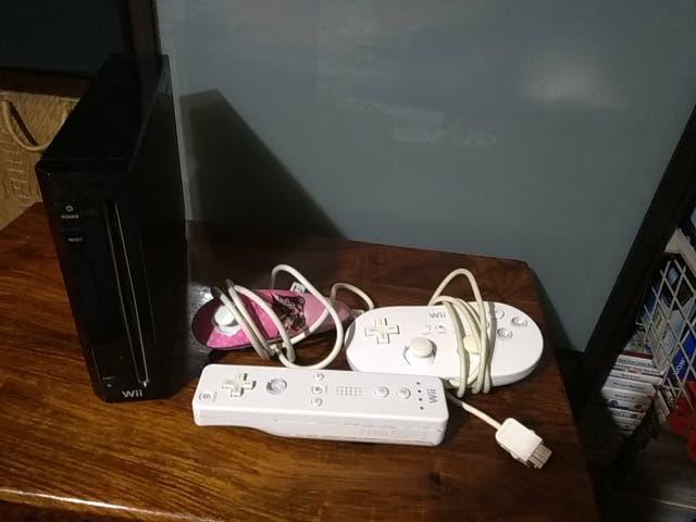 Wii mandos juegos incluidos