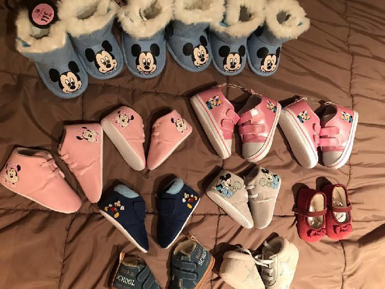 Zapatos disney bebé
