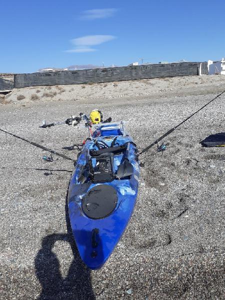 Cayat de pesca