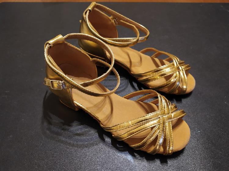 Zapatos de baile para niña n° 30