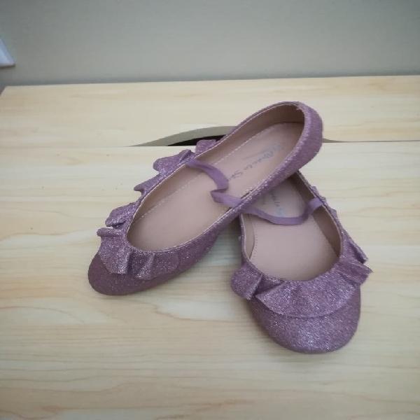 Zapatos de niña n 31