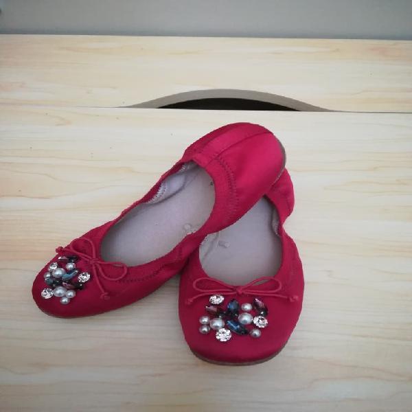 Zapatos de niña n 32
