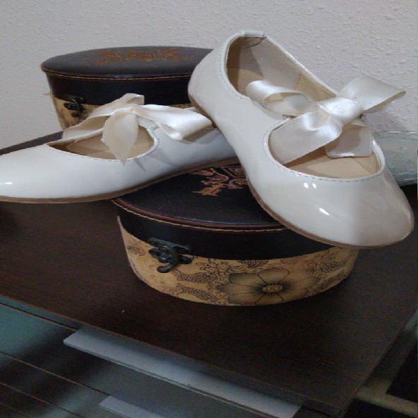 Zapatos niñas para arras