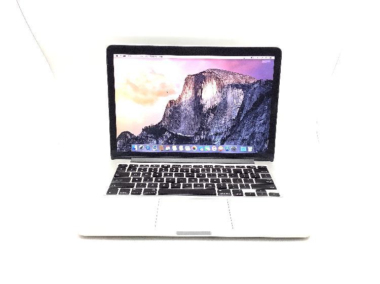 20 % portatil apple apple macbook pro core i5 2.6 13 (2014)