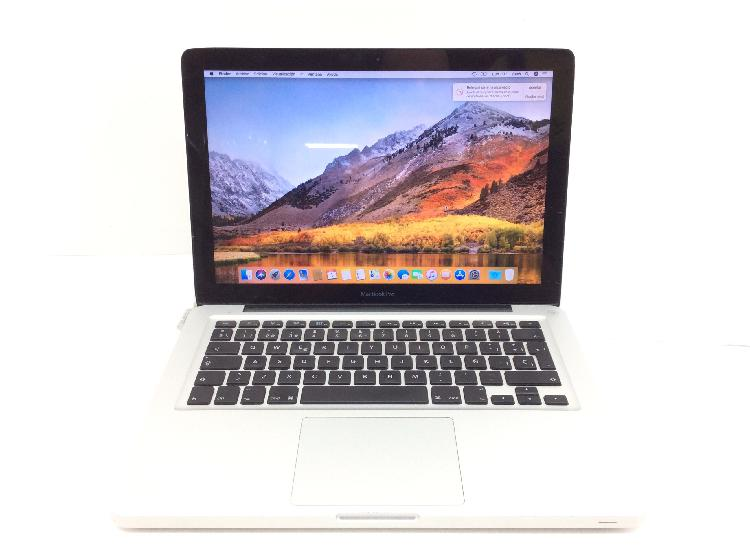 22 % portatil apple apple macbook pro core i7 2.7 13 (2011)