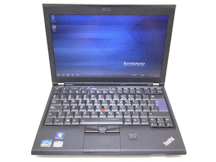 24 % pc portatil lenovo thinkpadx220