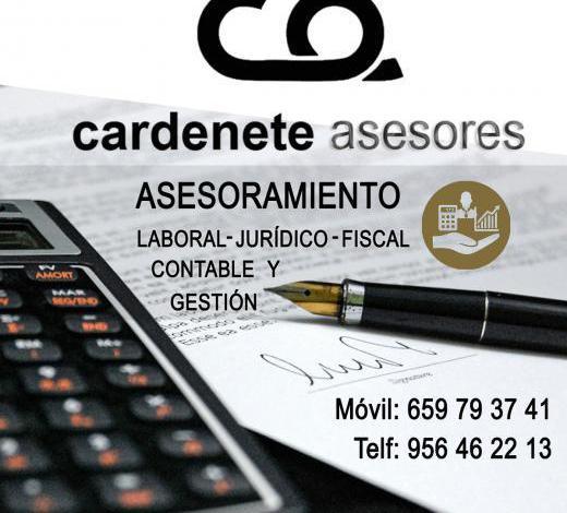 Asesoría laboral, fiscal, contable y jurídica